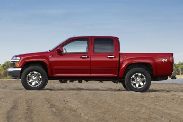 2012 Chevrolet Colorado #18