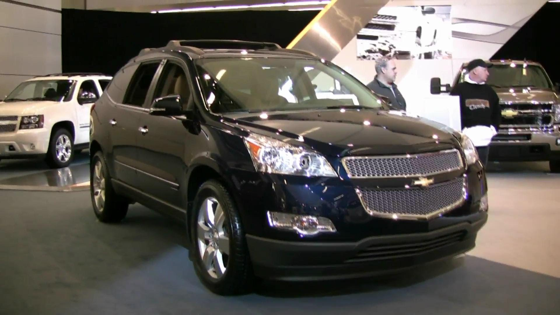 2012 Chevrolet Traverse Photos Informations Articles Chevy Engine Diagram 16