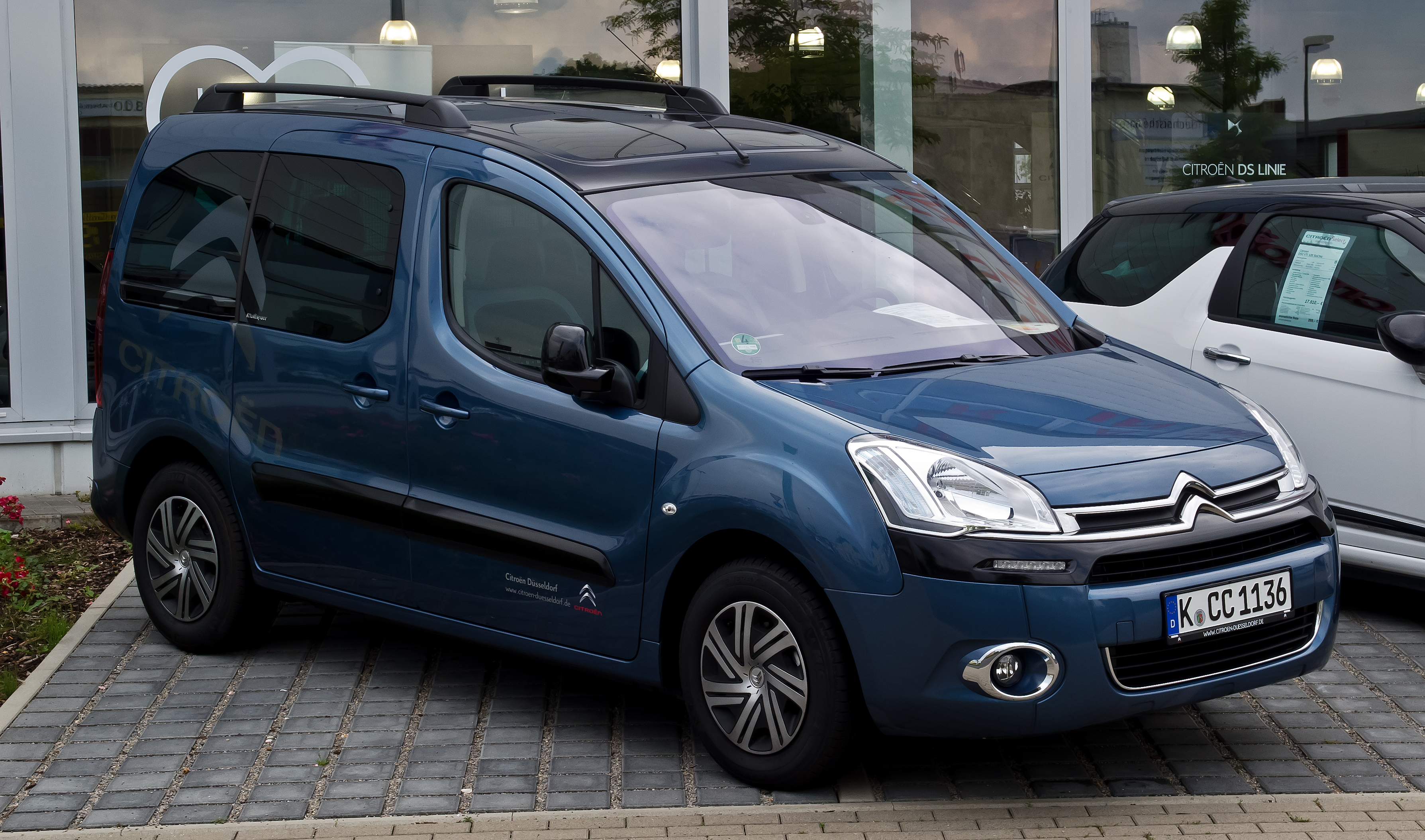 2012 Citroen Berlingo #22