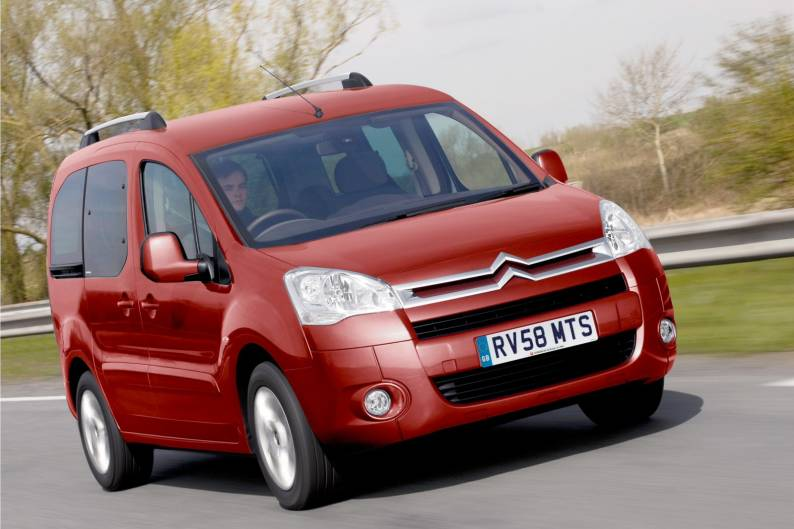 2012 Citroen Berlingo #23