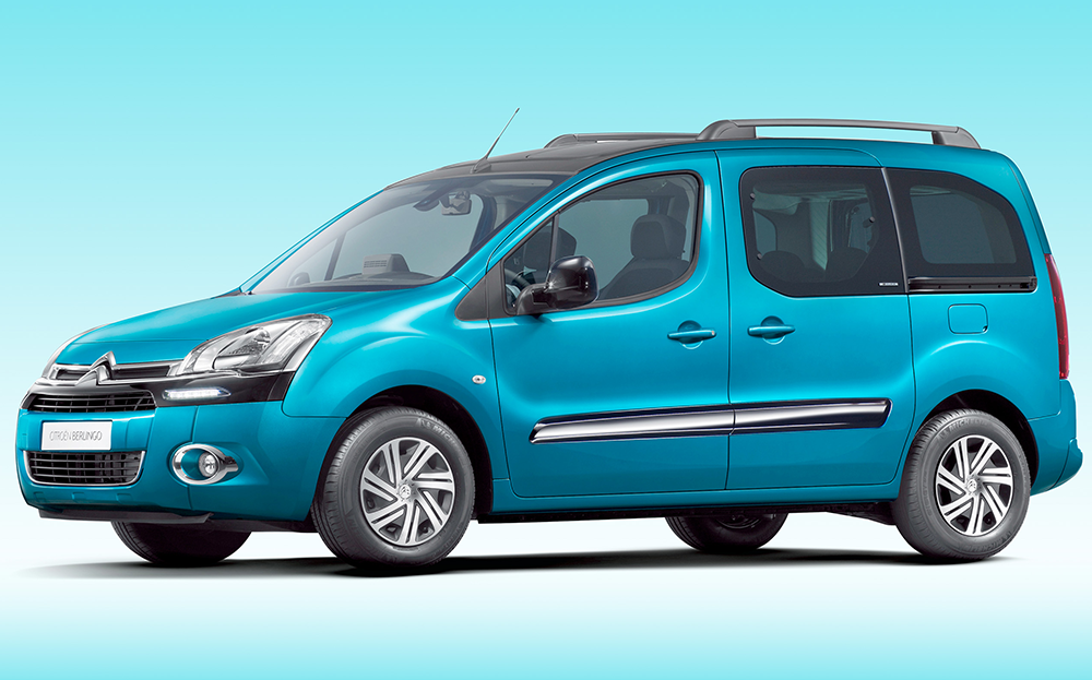 2012 Citroen Berlingo #21