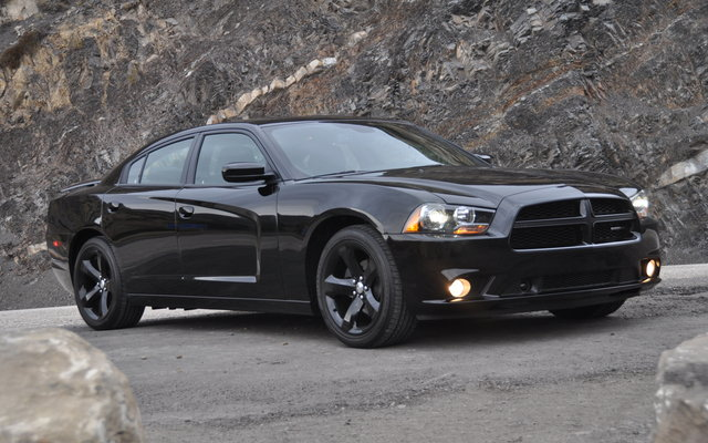 2012 Dodge Charger #19
