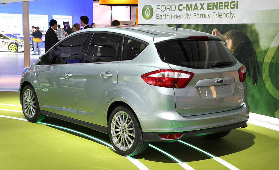2012 Ford C-Max #22