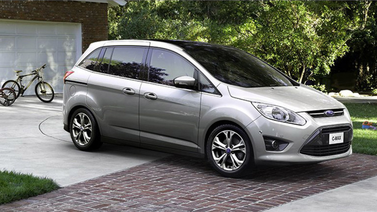 2012 Ford C-Max #24