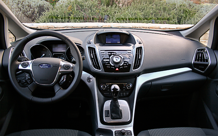 2012 Ford C-Max #21
