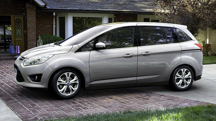 2017 Ford C Max 20