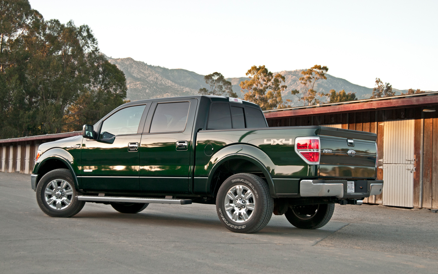 2012 Ford F-150 #18