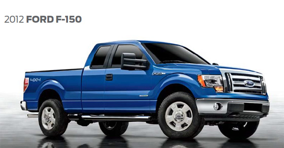 2012 Ford F-150 #20