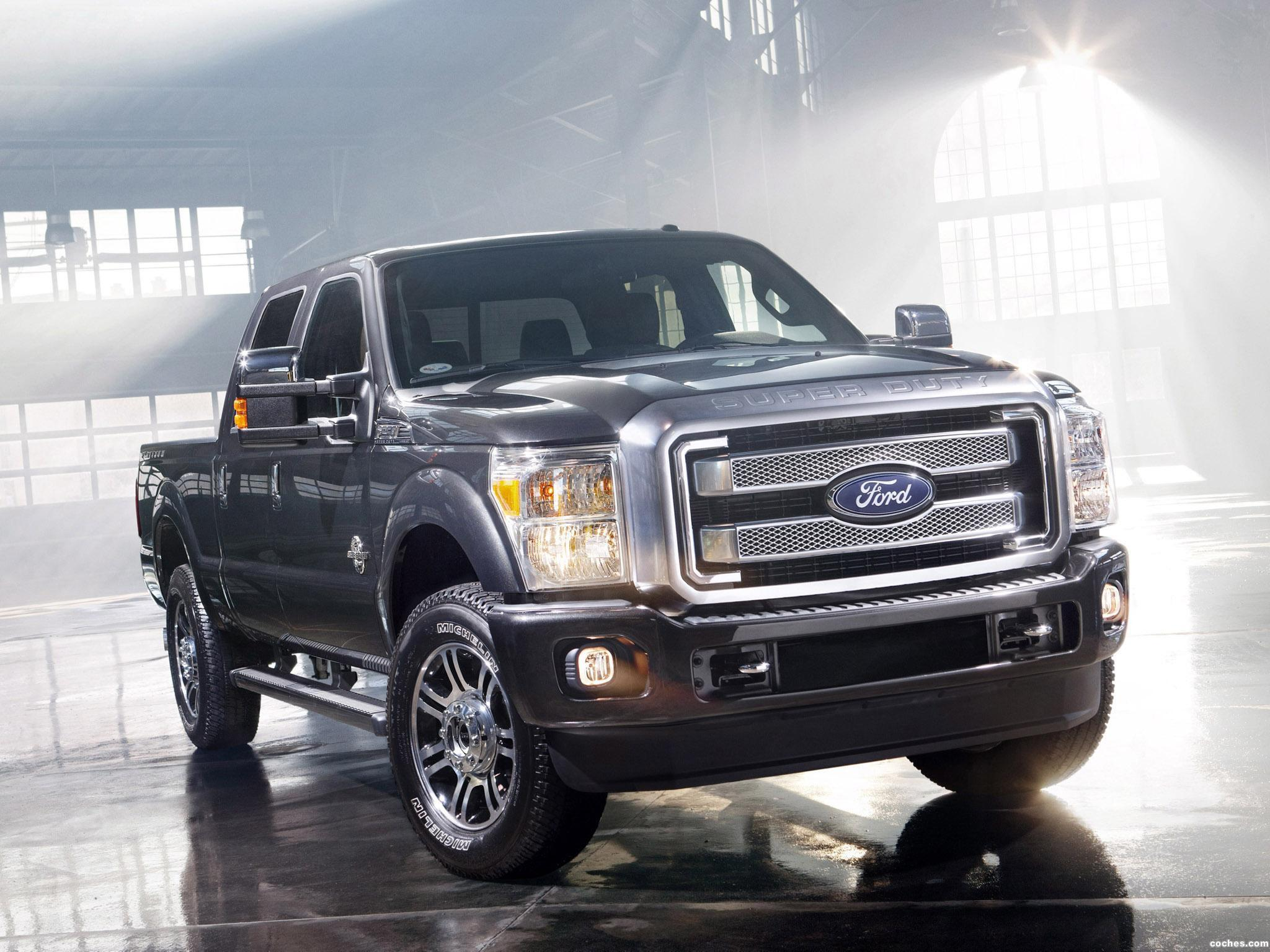 2012 Ford F-250 Super Duty #16