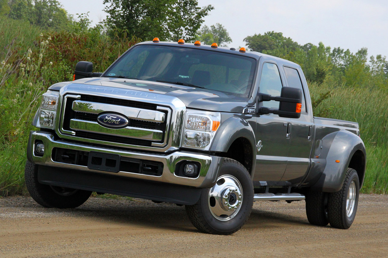 2012 Ford F-450 #19