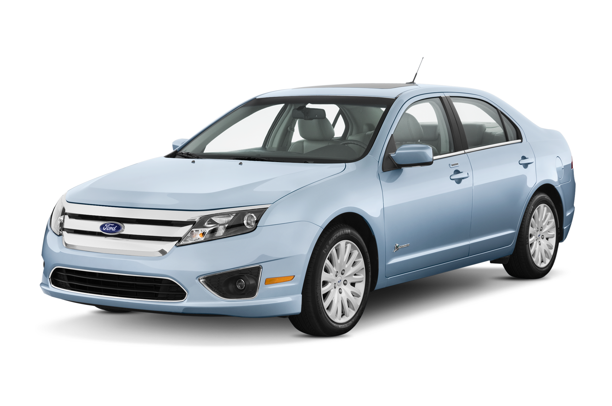 2012 Ford Fusion #13