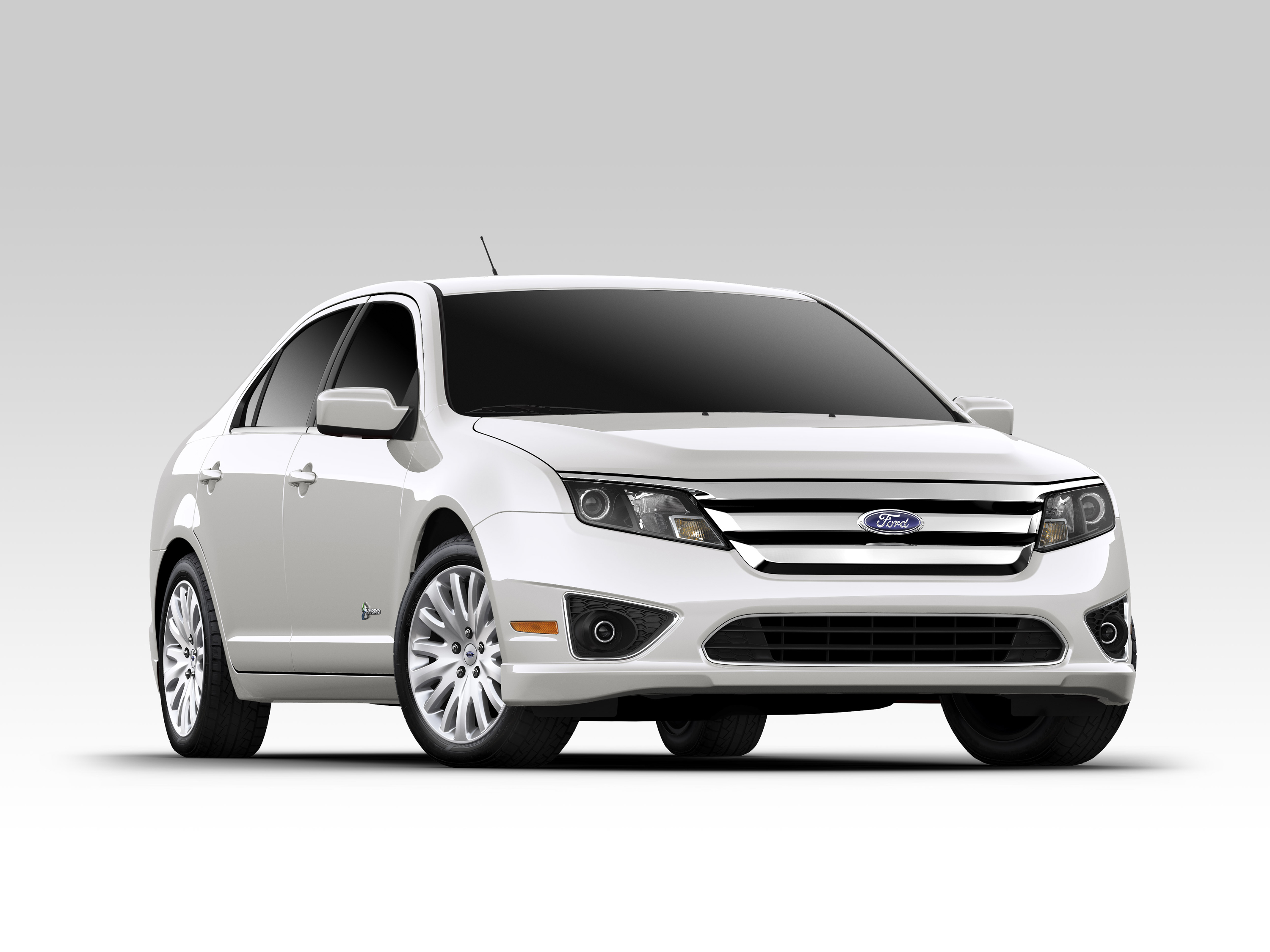 2012 Ford Fusion #15