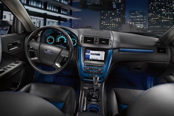 2012 Ford Fusion #18