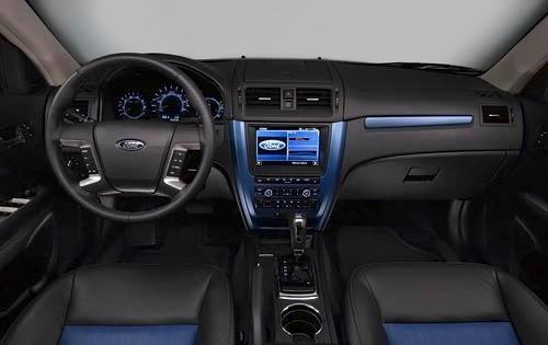 2012 Ford Fusion #19