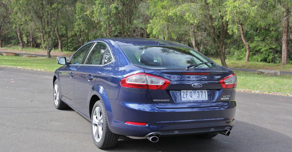 2012 Ford Mondeo #19