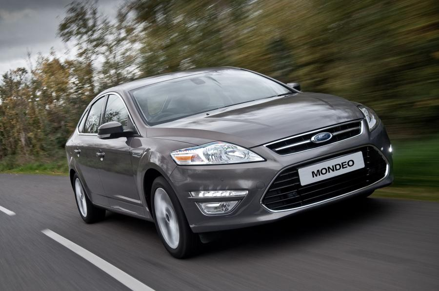 2012 Ford Mondeo #22
