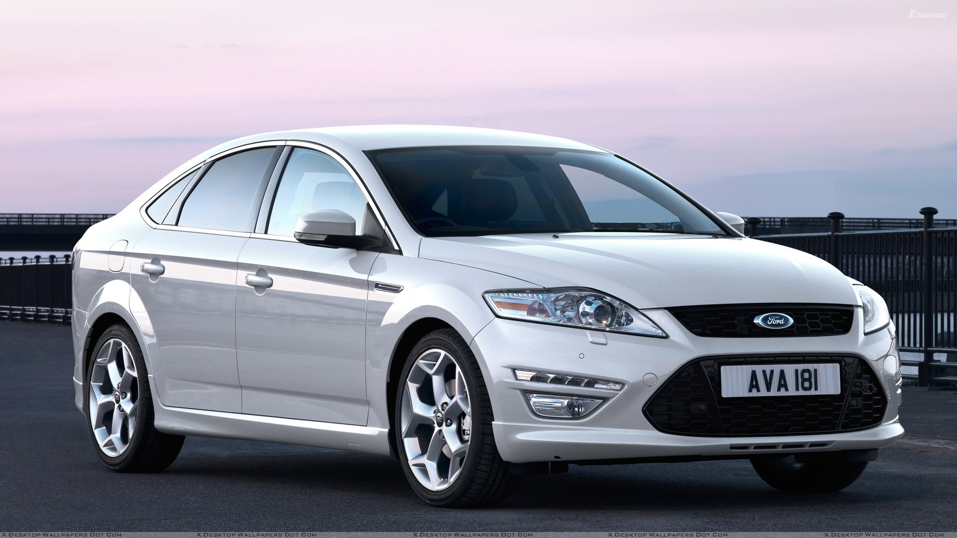 2012 Ford Mondeo #17