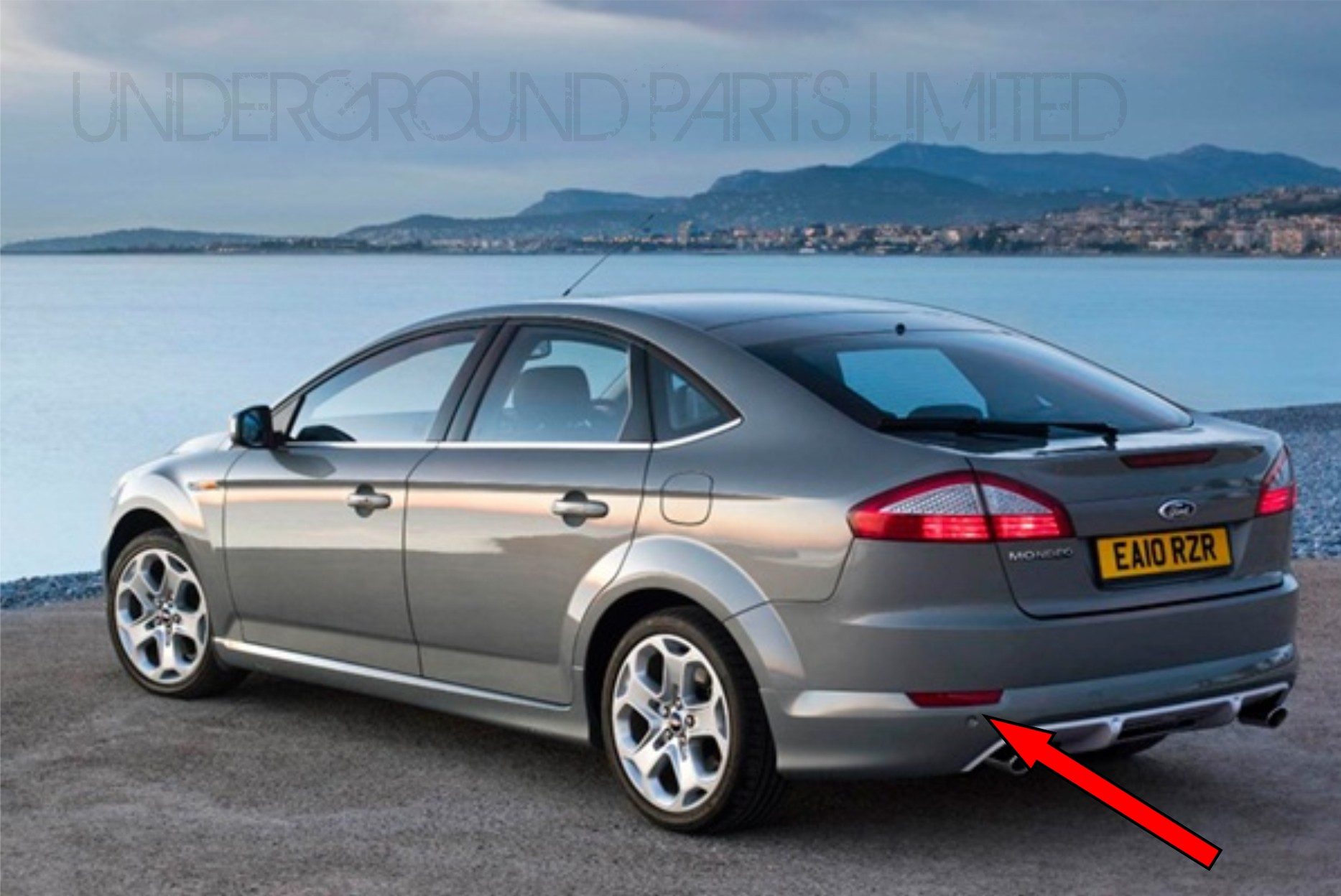 2012 Ford Mondeo #23
