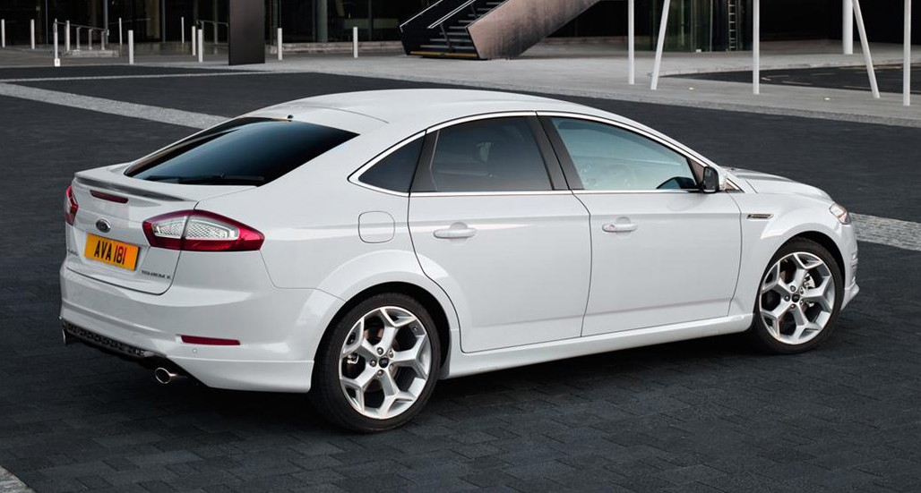 2012 Ford Mondeo #20