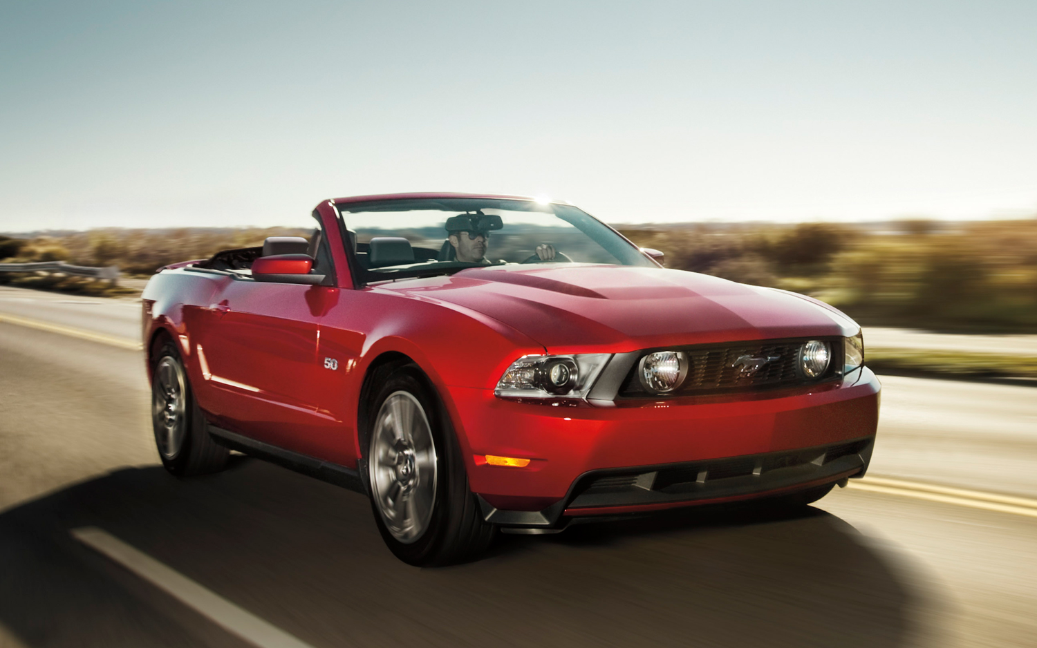 2012 Ford Mustang #19