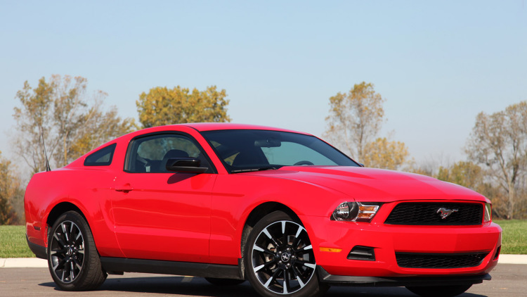 2012 Ford Mustang #17