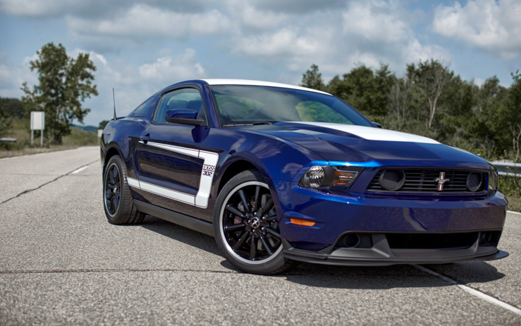 2012 Ford Mustang #21