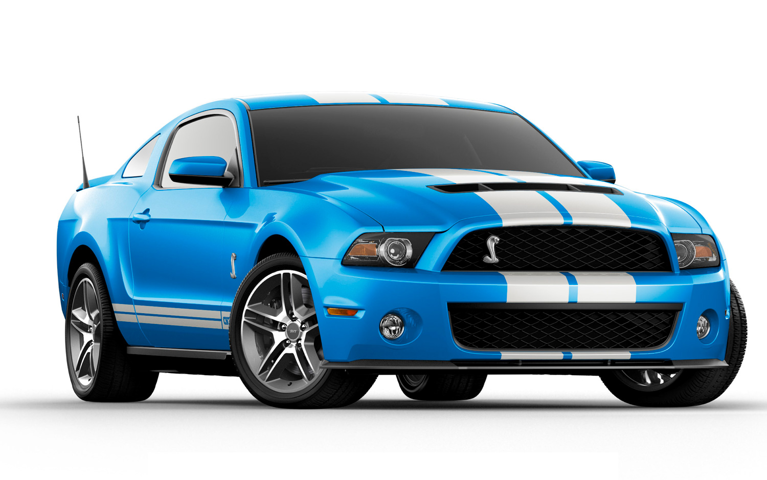 2012 Ford Shelby Gt500 #18