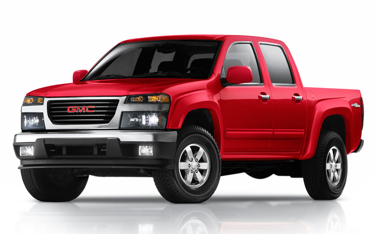 2012 gmc canyon photos informations articles. Black Bedroom Furniture Sets. Home Design Ideas