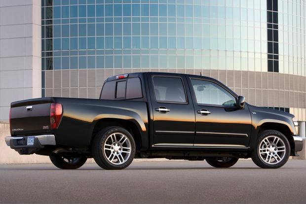 2012 GMC Canyon #23