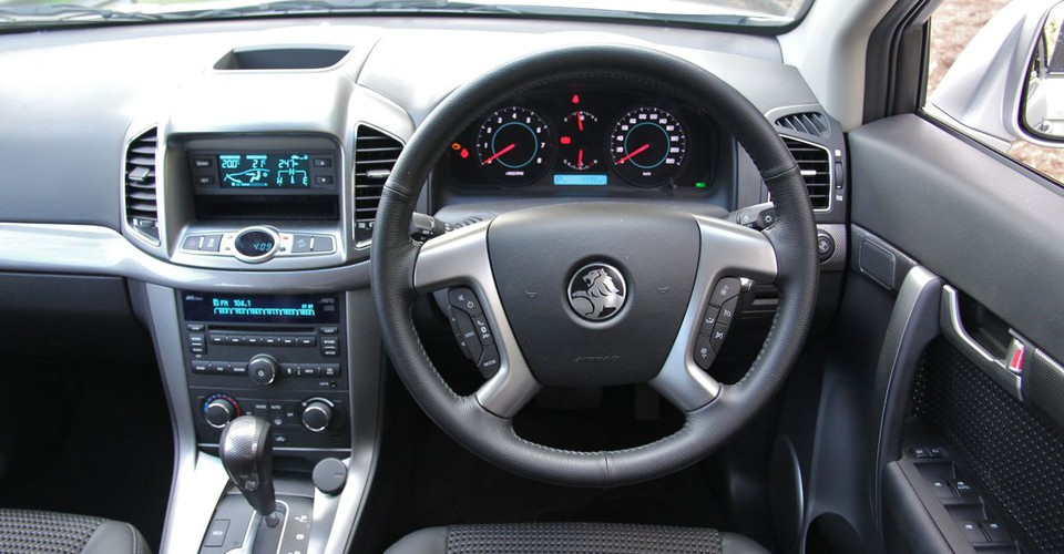 2012 Holden Captiva #15