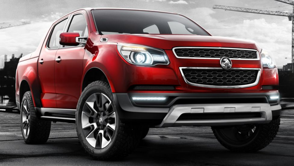 2012 Holden Colorado #18