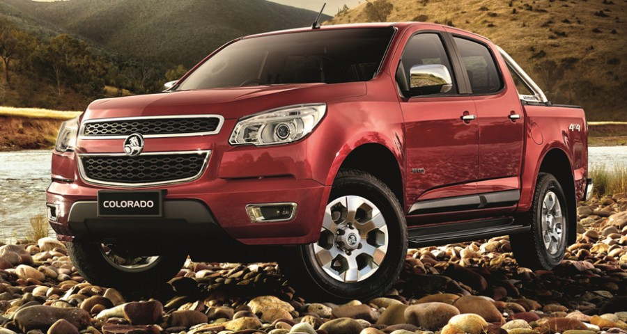 2012 Holden Colorado #19
