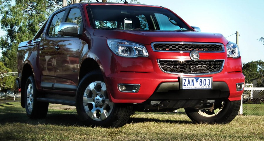 2012 Holden Colorado #20