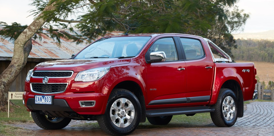 2012 Holden Colorado #22