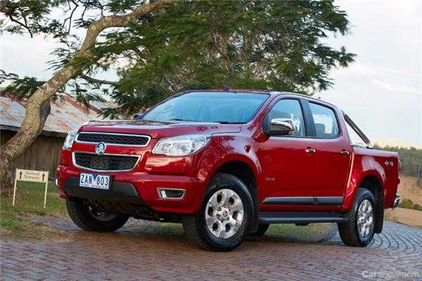 2012 Holden Colorado #24