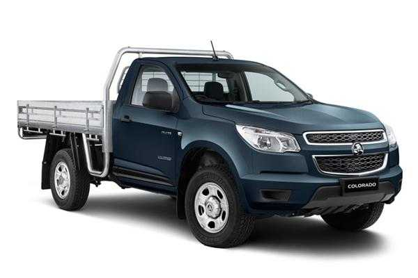2012 Holden Colorado #23