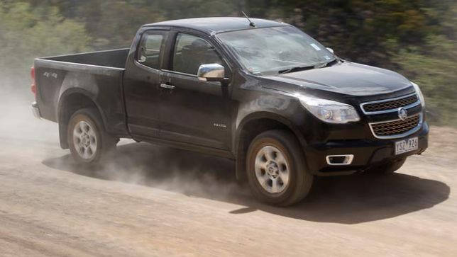2012 Holden Colorado #21