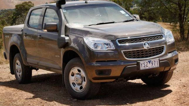 2012 Holden Colorado #17