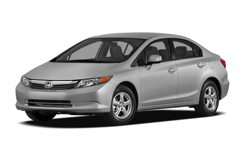 2012 Honda Civic #14