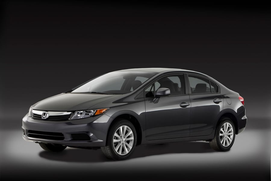 2012 Honda Civic #16