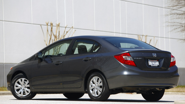 2012 Honda Civic #15