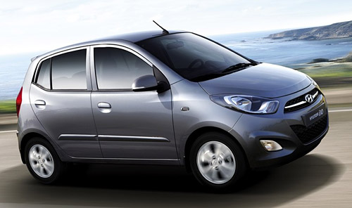 2012 hyundai i10 photos informations articles. Black Bedroom Furniture Sets. Home Design Ideas