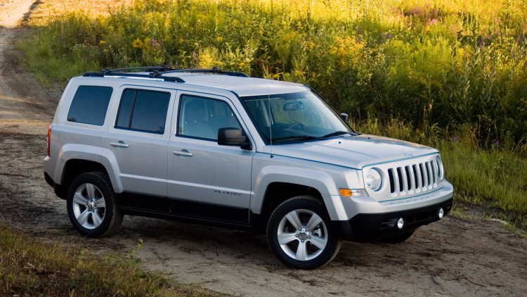2012 Jeep Patriot #17