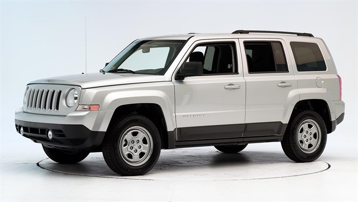 2012 Jeep Patriot #22