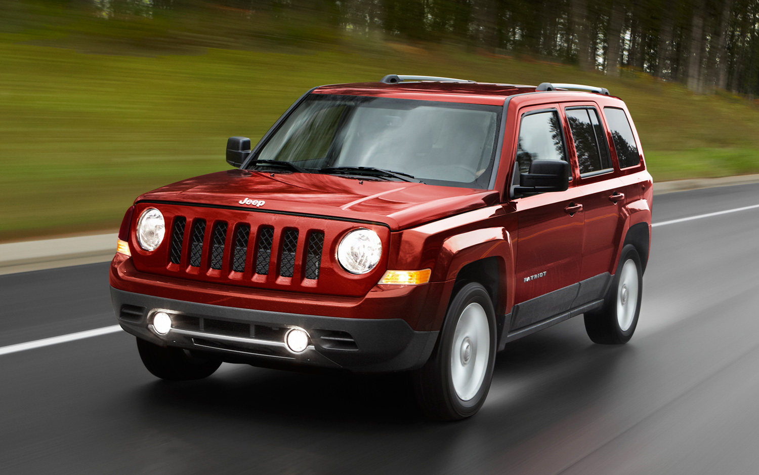 2012 Jeep Patriot #20