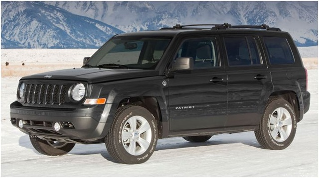 2012 Jeep Patriot #19