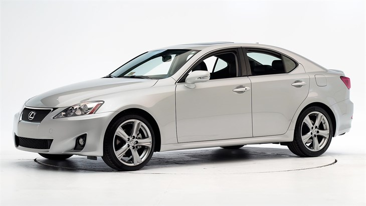 2012 Lexus IS #18