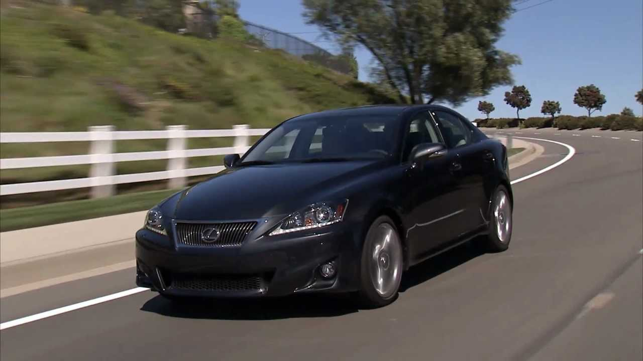 2012 Lexus Is 350 #20