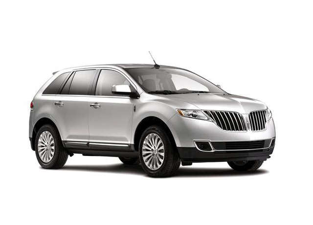 2012 Lincoln Mkx #19