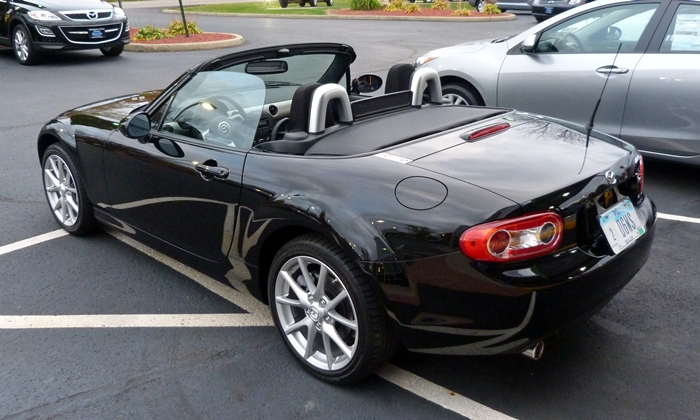 Superb 2012 Mazda Mx 5 Miata #22